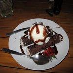 chocolate cannoli