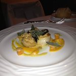 Beautiful scallops
