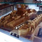 Crypte Archeologique displays