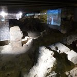 Crypte Archeologique - building ruins