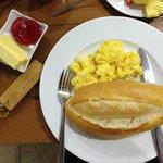 Breakfast at Finnegans