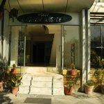 Hotel, Main Entrance