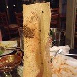 do not eat the poppadoms