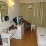 Basic room, very nice.