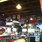 Rudy's Country Store & Barbecue!  Yum