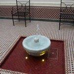 Fontaine du Riad Marocain