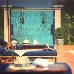 pool decking (87641782)