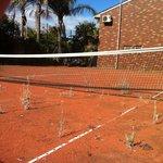 Tumbleweed tennis
