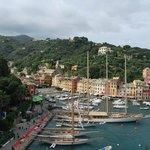 Vista de Portofino