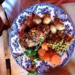 Maggie Jones Lunch