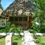 Private bungalo