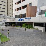Fechada Hotel Adrianópolis