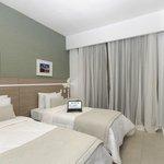 Apartamento Luxo Camas Twin