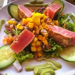 The Seared Ahi Salad