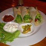 Shrimp Tacos 非常に美味しかった