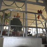 scala per sala colazione