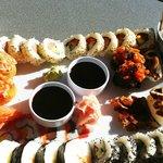 Photo of Akeru sushi