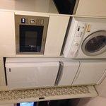 エレクトロラックス社製の洗濯乾燥機