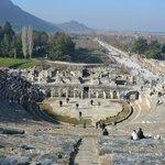The Ephesus Theatre