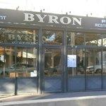 Photo of Byron