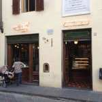 The outside is understated but the gelato ROCKS!