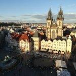 Old Prague Town