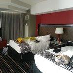 Half of Vegas Suite Room#1436