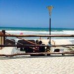 Área de la playa
