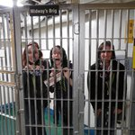 Yikes - how did we get behind bars