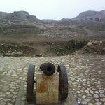 Cannone sulle mura