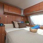 Alquiler caravana en camping Costa Brava