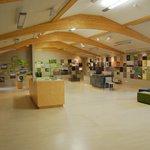 Visitor Centre Sagnagardur