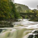 Sheen Falls in October taken by Jason Verdon