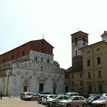 Santa Maria Forisportum a Lucca