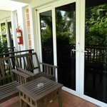 veranda camera standard