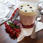 Delicious Dessert in a Jar