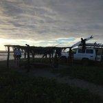 Surf beach nearby - Malawapa I believe is the name