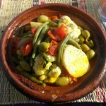 delicious vegetable tagine