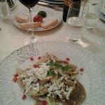 Ravioli di castagne con carciofi <3
