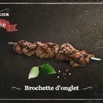 BROCHETTE D'ONGLET