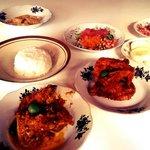 Ayam Julat, Plecing Kangkung, Komplit