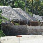 Baustelle neue Strandvillen