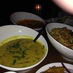 Yellow Daal & Vegetable Biryani