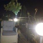 rooftop garden (very nice)