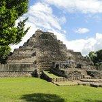 View fo pyramid
