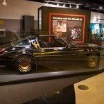 Smokey and the Bandit exhibit.