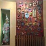 Creole masks
