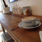 Best coffee in Truro...