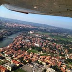 Private pilots can fly over the B&B area