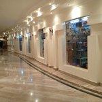 Магазины в отеле